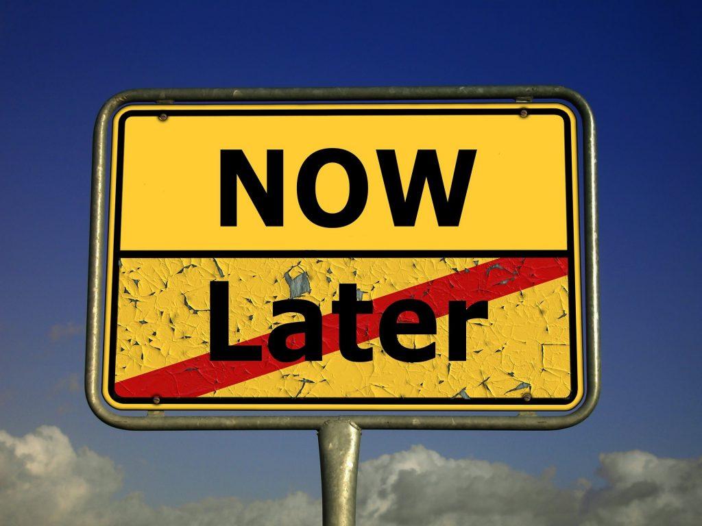 lista zadań, lista to do, jak nie odkładać na później zarządzanie czasem